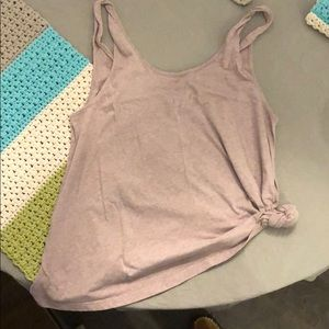 Threads 4 Thought Side Tie Tank